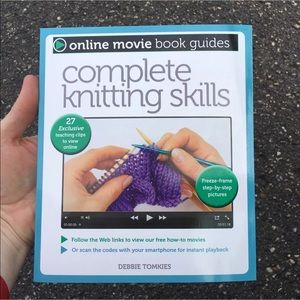Complete Knitting Skills How To Book Guide Online